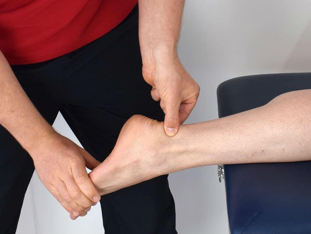 Achillespees oefeningen